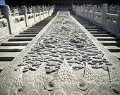 场景,石头,雕刻,城市,北京
