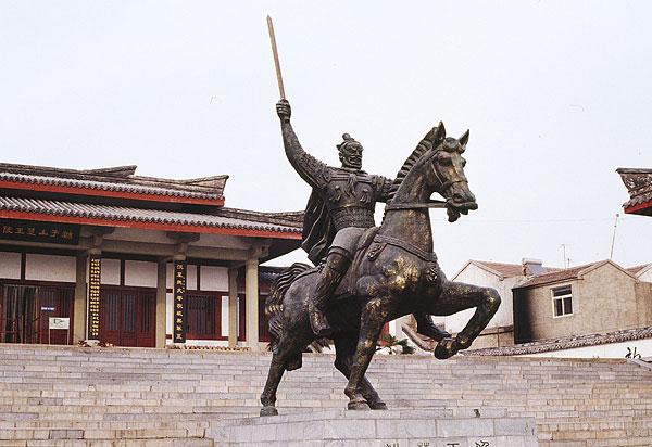 狮子山汉墓 徐州狮子山汉墓门票 徐州狮子山汉墓