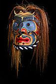 面具,第一,艺术家,西海岸,艺术,画廊,港口,北方,温哥华岛,不列颠哥伦比亚省,加拿大