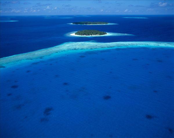 马尔代夫群岛_全景图片