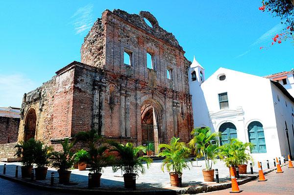 圣多明各,教堂,寺院,拱形,历史,地区,文化,宝石,巴拿马城,世界遗产