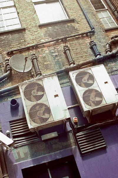 三棱空调内机电路板
