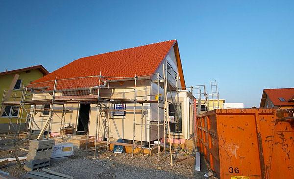 建房子 步骤 简图