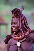 辛巴族妇女