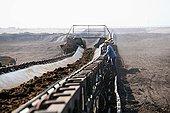 保加利亚,煤,仪表,地下,层次,电力,燃烧,能量