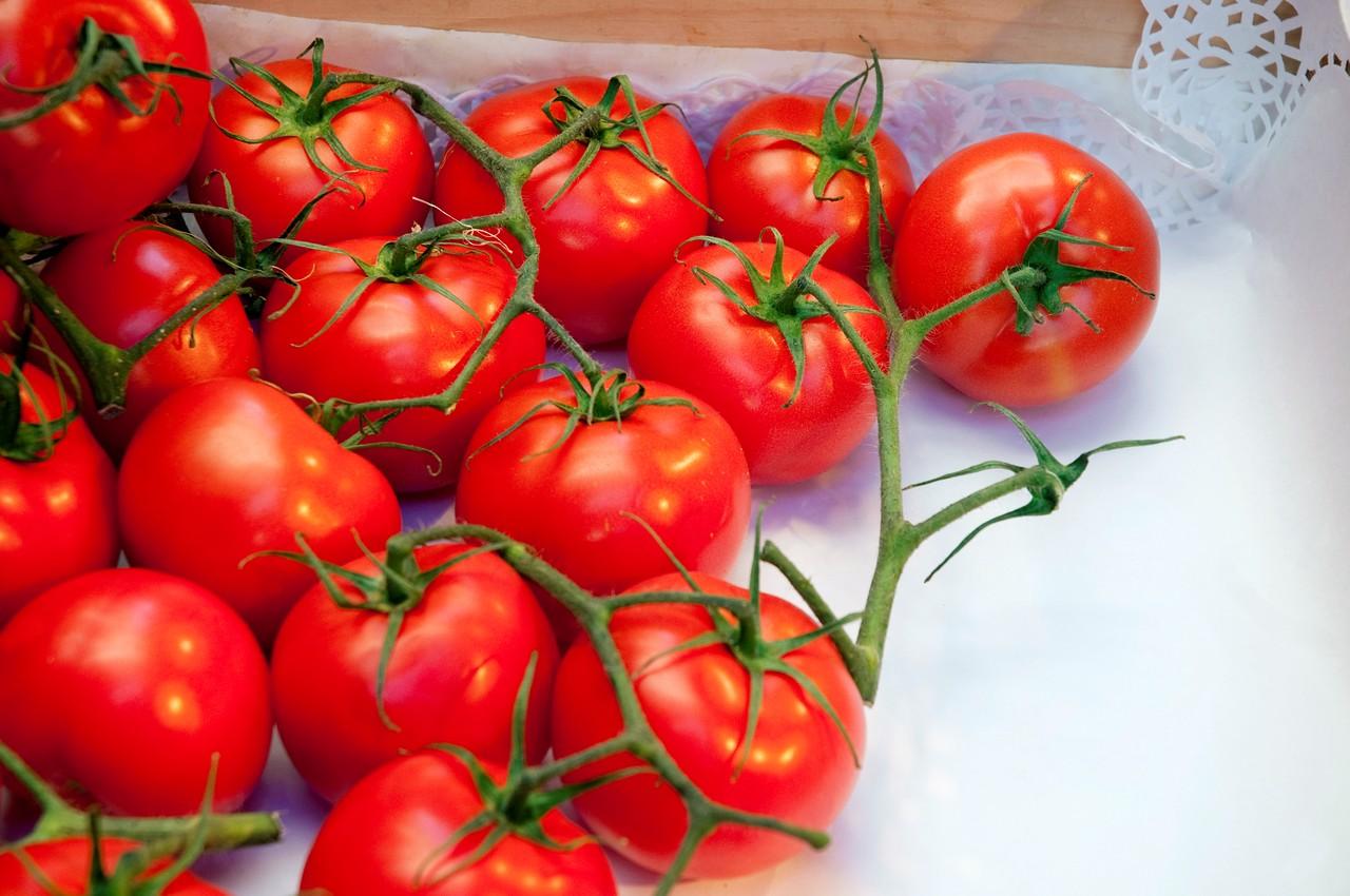 水果番茄简笔画