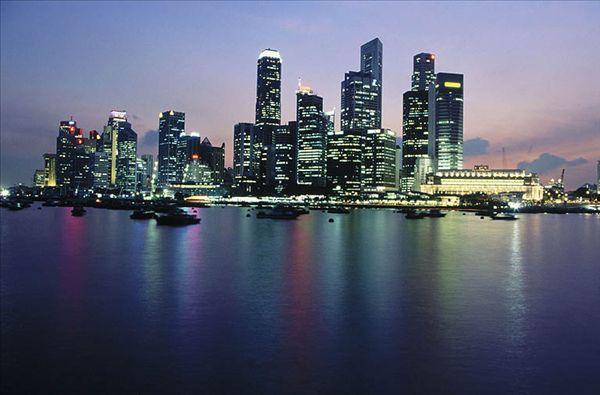 新加坡建筑