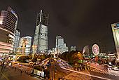东京港区,夜晚