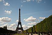 埃菲尔铁塔,风景