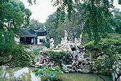 苏州园林太湖石
