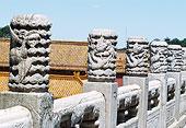 北京 石柱/北京故宫保和殿云龙石柱