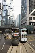 香港力宝中心下的街道