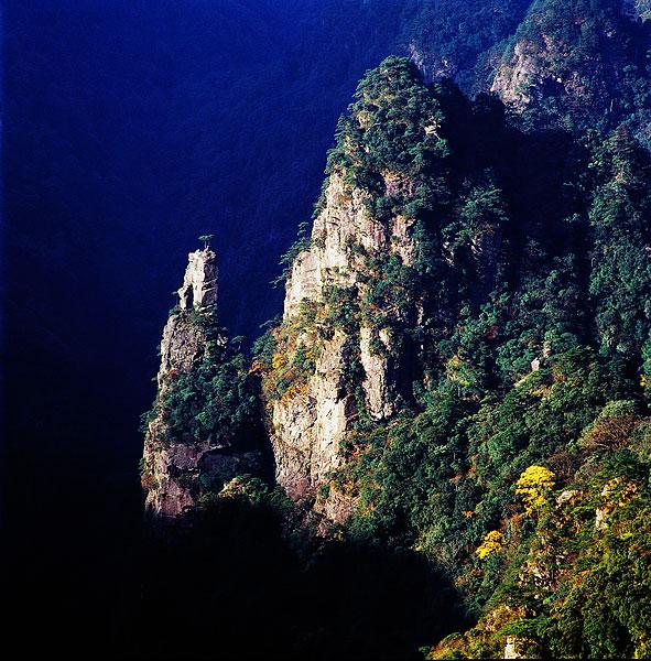 贵州梵净山风景区