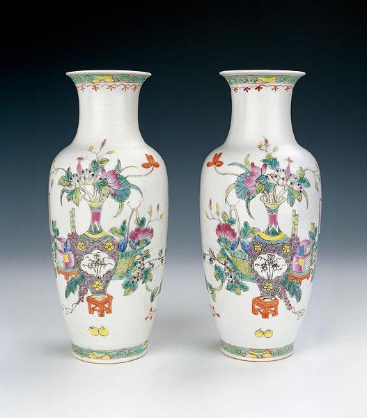 古董花瓶_古董花瓶图片