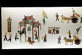 中国元素--皮影