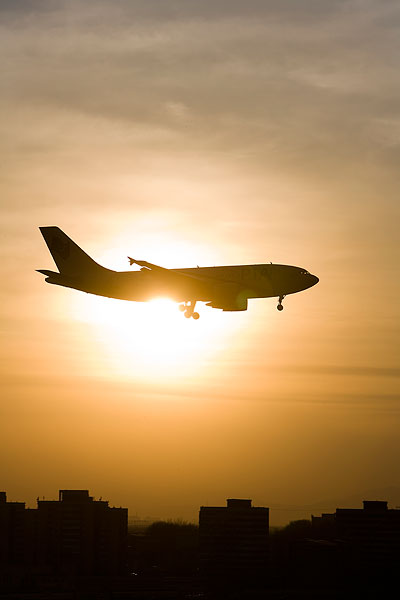 首都机场起飞的飞机
