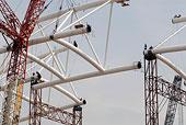 辽宁沈阳钢结构施工