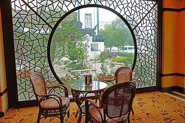 园林门窗设计图