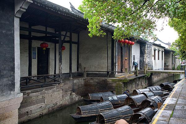 全景图片网:浙江绍兴鲁迅故居