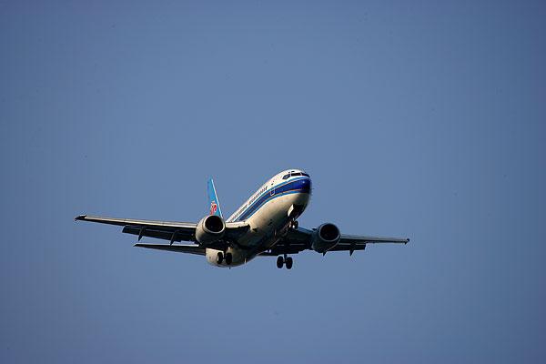 >西南航空  中国东方航空公司的客
