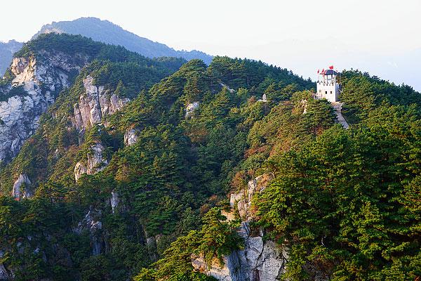 安徽天堂寨风景区