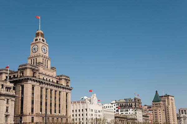 上海欧式风格景点