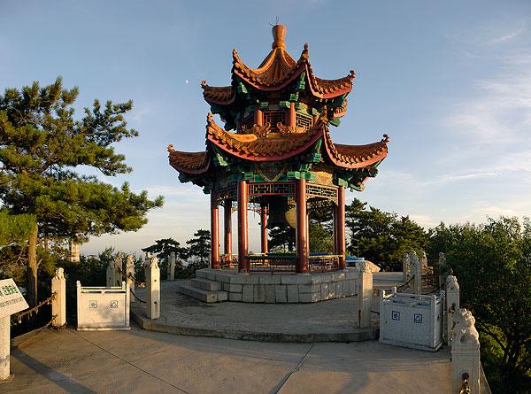 >天津盘山风景