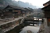 中国贵州农村风光