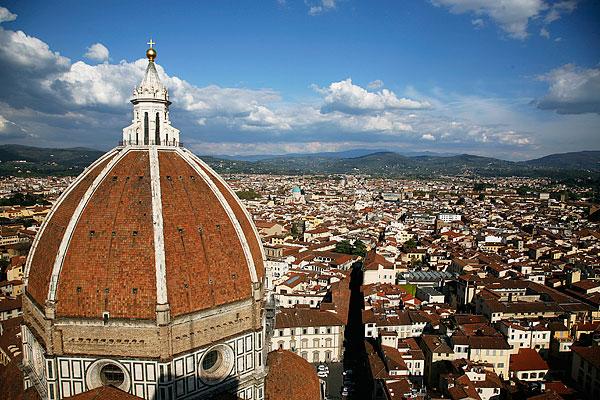 >佛罗伦萨建筑