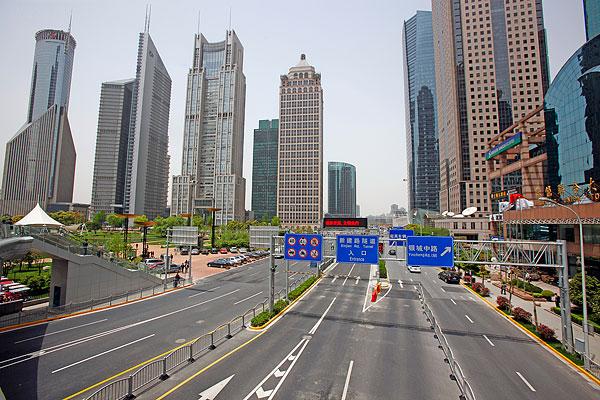 上海城市风光