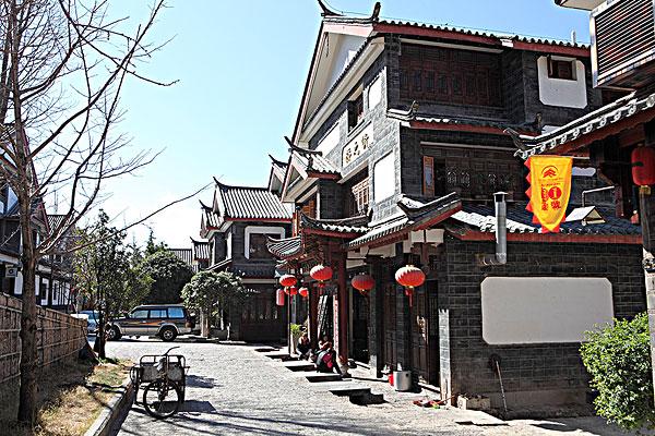 云南丽江古城 标签: 描述图片