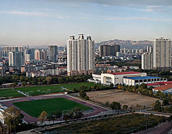 秦皇岛海滨新建小区