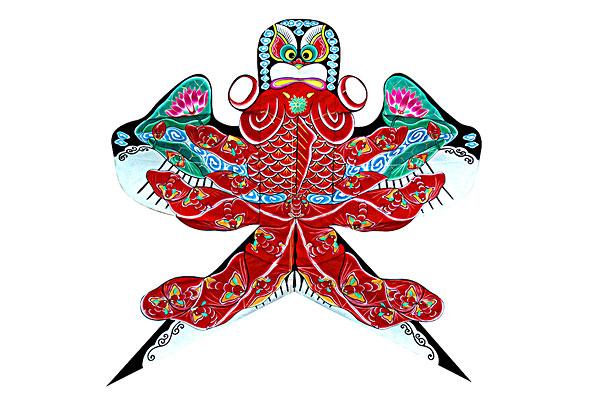 中国天津民俗文化风筝