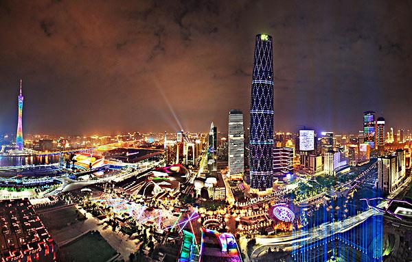 广州西塔图片_广州西塔图片大全_全景图片