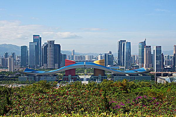 >深圳市民中心
