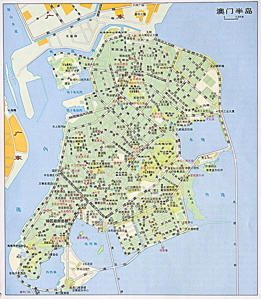 中国最大半岛是什么