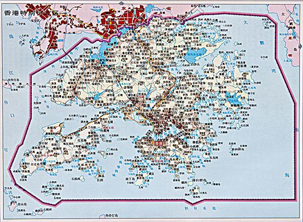 >中国地图