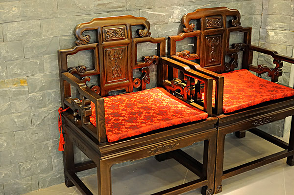 中国珍贵古典家具 红木椅子