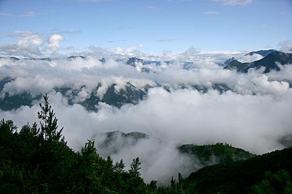 巫溪风景十大景区