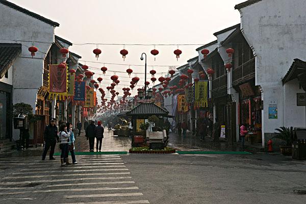>杭州河坊街