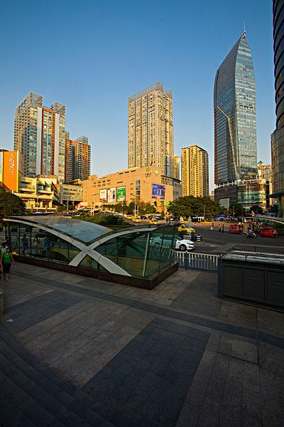 >重庆城市风光