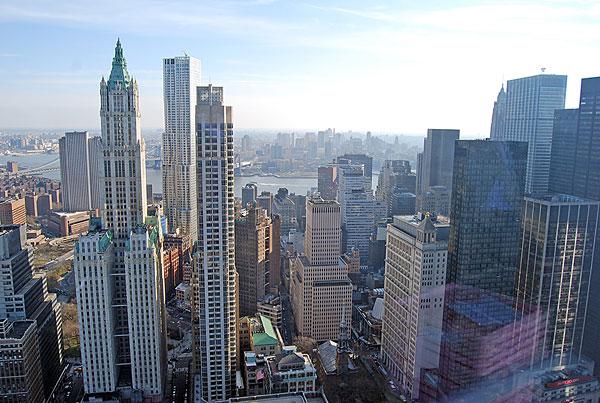 美国城市风光