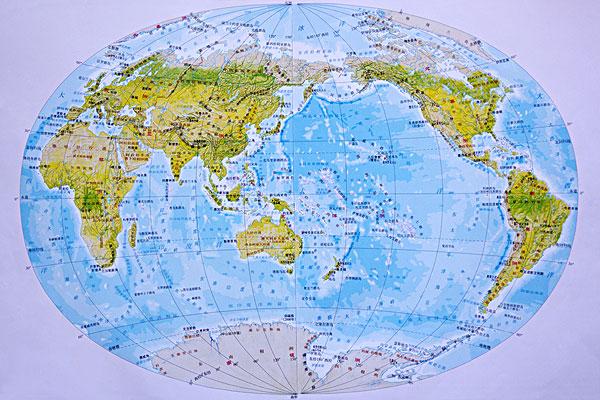 世界地图全图