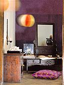 反射,裝飾性器皿,鏡子