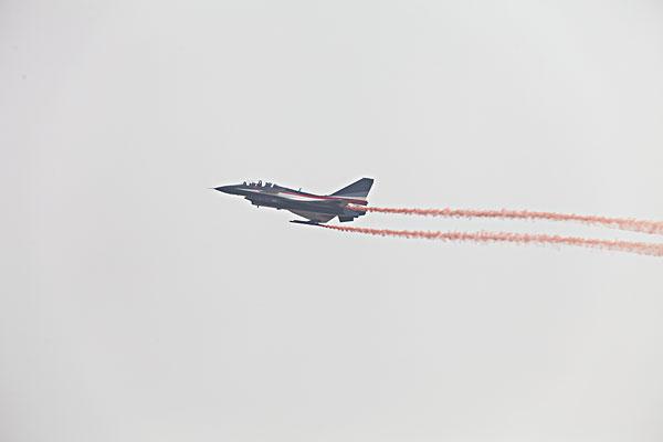 第八届 珠海航展 飞机静态展示