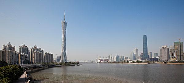 广州全景_全景图片