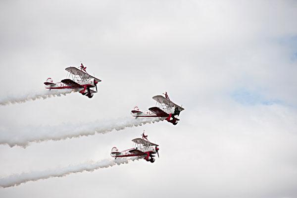 飞机,英国,飞行表演
