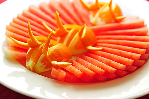 水果拼盘-天下美食-全景美食图库