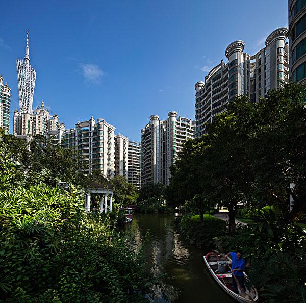 广州珠江帝景楼盘