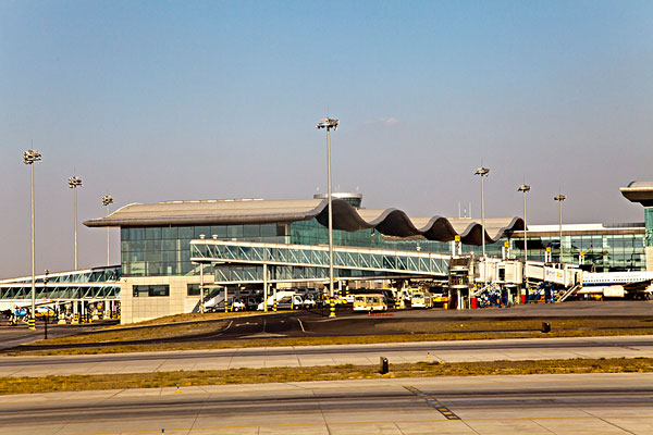 新疆乌鲁木齐地窝堡机场